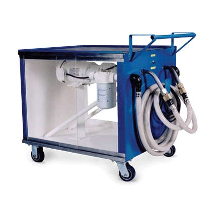 Custom filtration systems